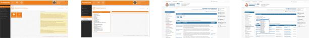 Screenshot Trasaprenza - Amministrazione Trasparente