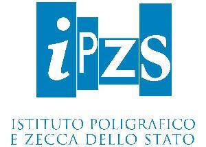 Logo IPZS - Istituto Poligrafico e Zecca dello Stato