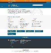 Utente amministratore loggato sul Portale della Trasparenza